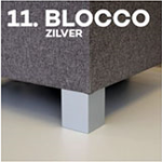 Pootje 11: Blocco Zilver