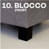 Pootje 10: Blocco Zwart