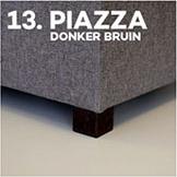 Pootje 13: Piazza Donker Bruin