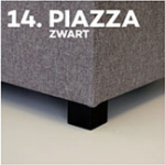 Pootje 14: Piazza Zwart