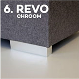 Pootje 6: Revo Chroom