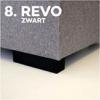 Pootje 8: Revo Zwart