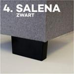 Pootje 4: Salena Zwart
