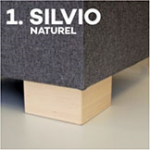 Pootje 1: Silvio Naturel
