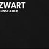 7. Zwart (Kunstleder)